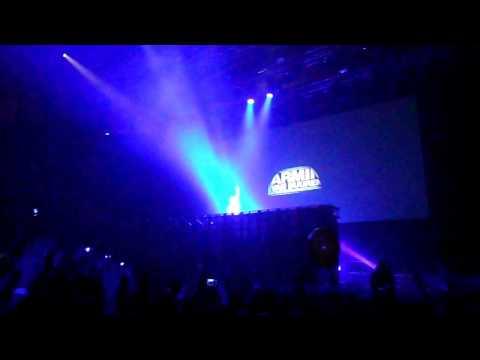 Armin van Buuren live in Ostrava 31.10.2014