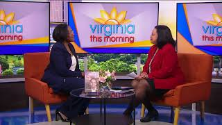 """From Liberty to Magnolia- """"Virginia This Morning TV Interview"""