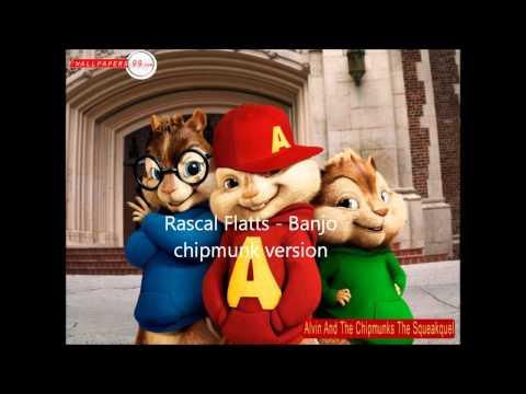 Rascal Flatts - Banjo - chipmunk version