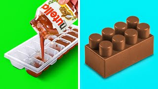 23 UNUSUAL COOKING HACKS TO SURPRISE YOUR GUESTS