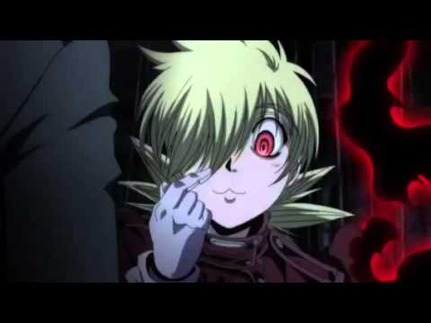 Alucard x seras the best moment ever! (English dub) - YouTube