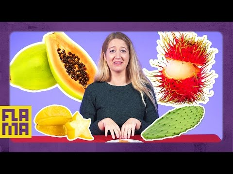Thumbnail: Americans Try Latin Fruits