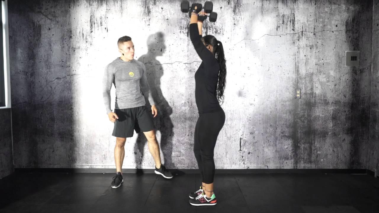 Rutina de gimnasio para aumentar masa muscular mujeres