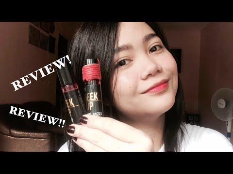 KJM cheek and Liptint REVIEW | Ayen Pascual