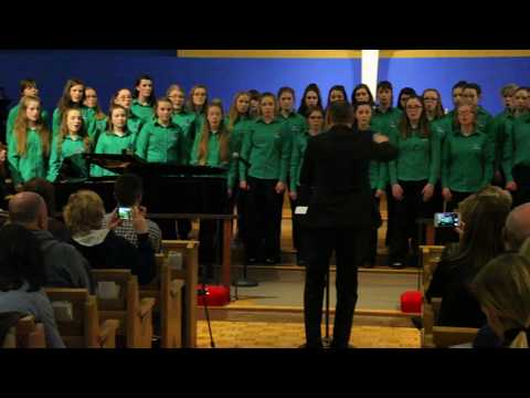 DANNY BOY [Conor O'Reilly] - Waterford Institute of Technology Youth Choir