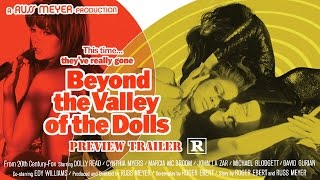 Beyond the Valley of the Dolls (1970) Trailer - Color / 2:42 mins