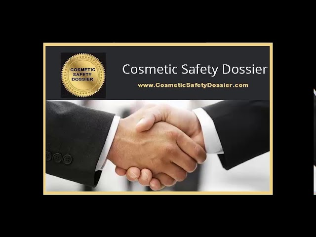 Cosmetic Safety Dossiers