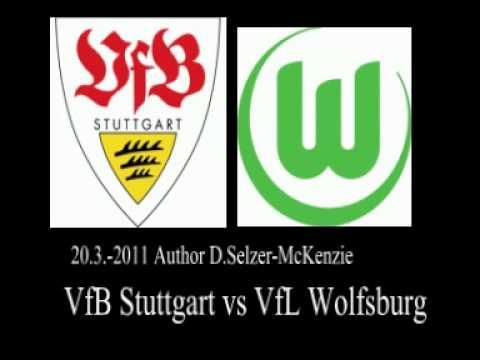 Stuttgart Vs Wolfsburg