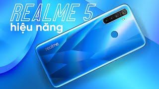 Hiệu năng Realme 5 giá 4 triệu ! Mua cày game có tốt không ?