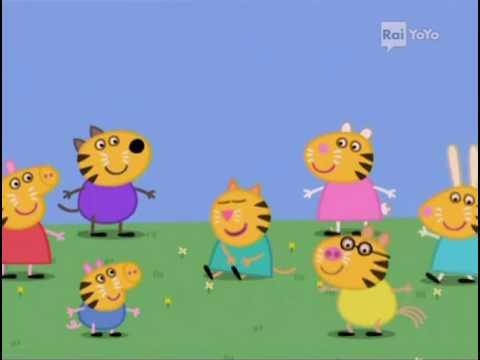 Peppa pig italiano s01e20 la festa della scuola youtube for Peppa in italiano