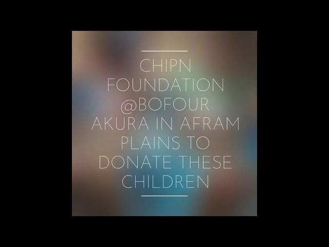 Chipn Foundation Donation