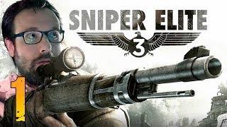 Sniper Elite 3 - Ep.1 - El mejor francotirador de la historia -