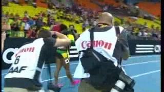 Athlétisme: Ahouré Michelle performante pour une médaille d'argent