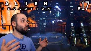 alien isolation 17   una bomba nuclear   gameplay espaol