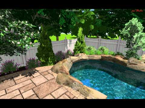 Deck and Patio company pool project in Oceanside New York