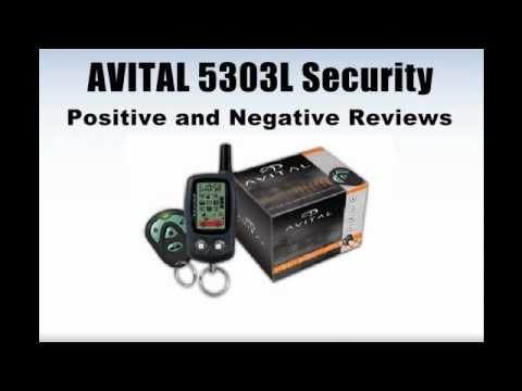 Avital 5303l security/remote start system review