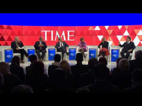 Davos 2017 - The Great American Divide