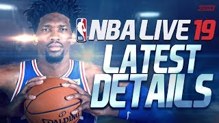 NEW NBA LIVE 19 Details: Gameplay, PC Support, eSports and More!