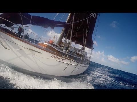 Gopro Hero 3+ Black - Footage of Sailing Trip to Fiji June 2