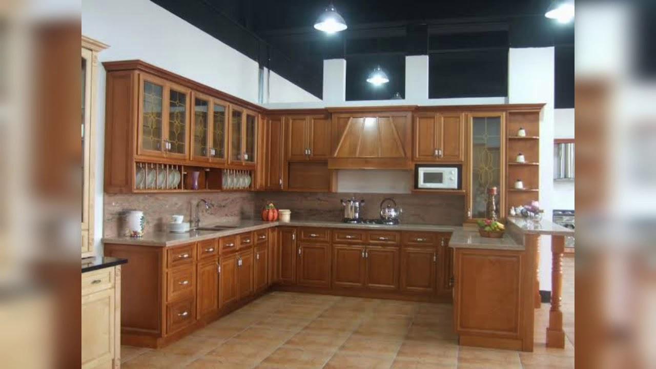 Modern Kitchen Design Latest Kitchen Interior Design Ideas 2020 Youtube