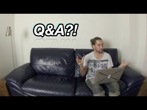 SUPER MEGA Q&A! | Epic loads of music production and music industry questions and answers