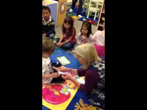 William's 4th birthday at Apple Pie Preschool