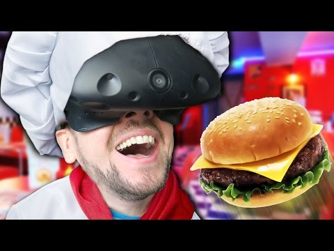 JACK'S DINER   Diner Duo (HTC Vive Virtual Reality)