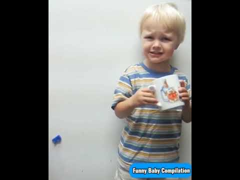 Funny Baby Compilation #1