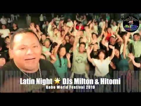 Latin Night in Kobe World Festival 2019