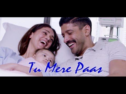 'TU MERE PAAS' Song with Lyrics | WAZIR | Amitabh Bachchan, Farhan Akhtar, Aditi Rao Hydari