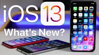 iOS 13 is Out! - What's New? (Every Change and Update) Video