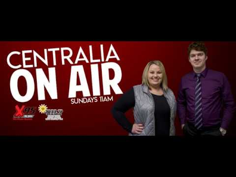 Centralia On Air - 3/25/18 - Don Ford & Kathy Donnelly