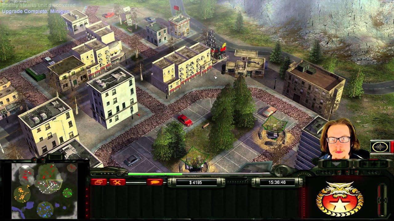 generals zero hour contra 007 download