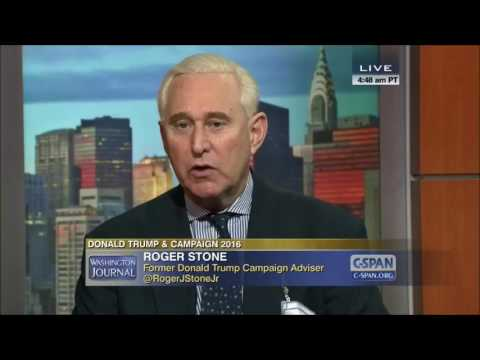 Roger Stone on Boston Herald Radio (9/16/2016)