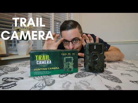 Gadget Review: HD Trail Camera from Amazon
