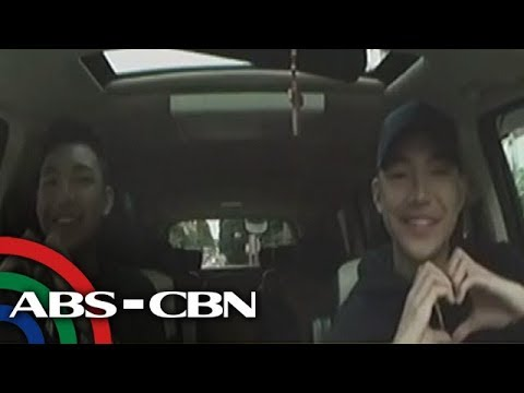 "UKG: Darren Espanto ginawa ang ""Dying Inside To Hold You"" challenge"