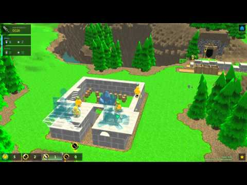 Silver's Castle Story Survival Mode Extended Look All Shall Fall! Part 1