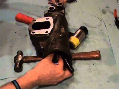 Saginaw 800 Power Steering Gear Box Part 5