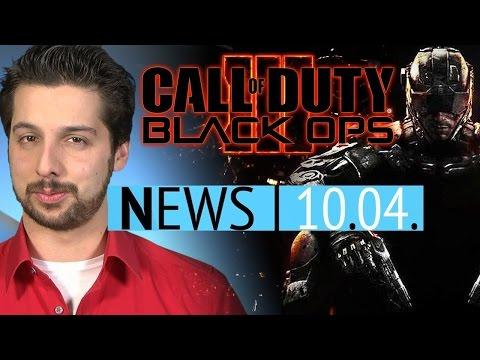 Call Of Duty: Black Ops 3 Angekündigt - Sammel-Spiel Lego Dimensions Für Bis Zu 500 Euro - News