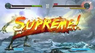 Killer Instinct: Glacius 98 Hit Double Musical Ultra Combo