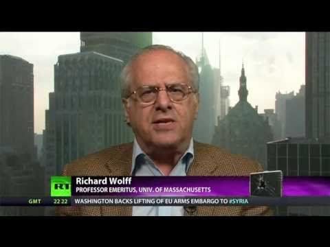 Pure Capitalism = Pure Fantasy? | Interview Richard Wolff