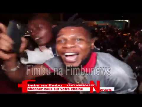 Fally ipupa asilisi tembe ya pa plein na congo confirmer par ba kinoi