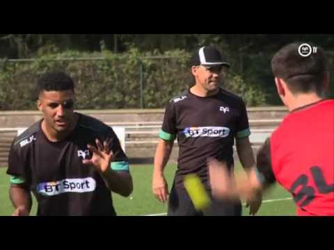 Ospreys TV in Belgium: Gruff Rees interview