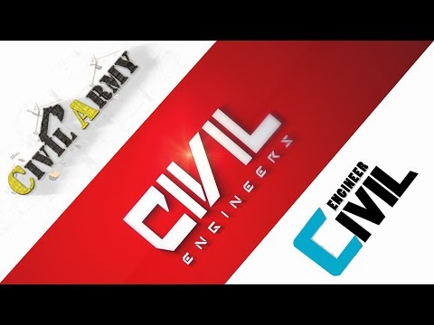 Civil Logo Intro - 3 version