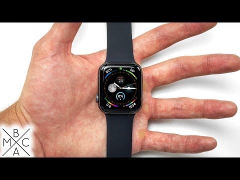Apple Watch Series 4: UNBOXING, SET UP & QUICK COMPARISON! ⌚️
