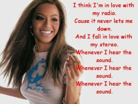Beyonce-Radio (lyrics)