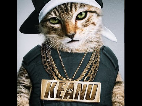 KEANU IN THEATERS NOW! FROM THE VISIONARY MINDS OF KEY & PEELE
