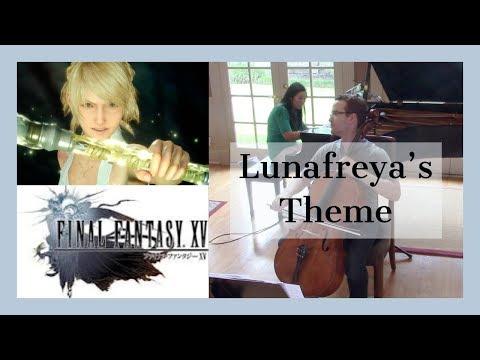 Final Fantasy XV - Luna's Theme Cello and Piano - YouTube