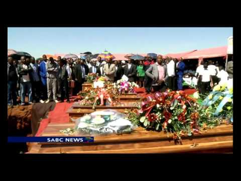 5 children killed by shack fire laid to rest in NW