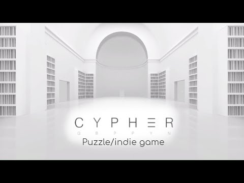 Cypher - Trailer (puzzle/indie game about cryptography)